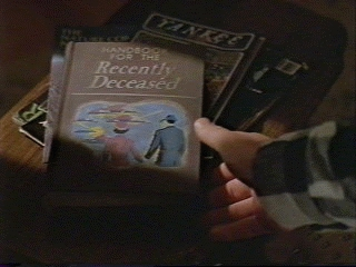 Handbook For The Recently Deceased | RM.