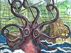 Strange Navy and Sea Stories